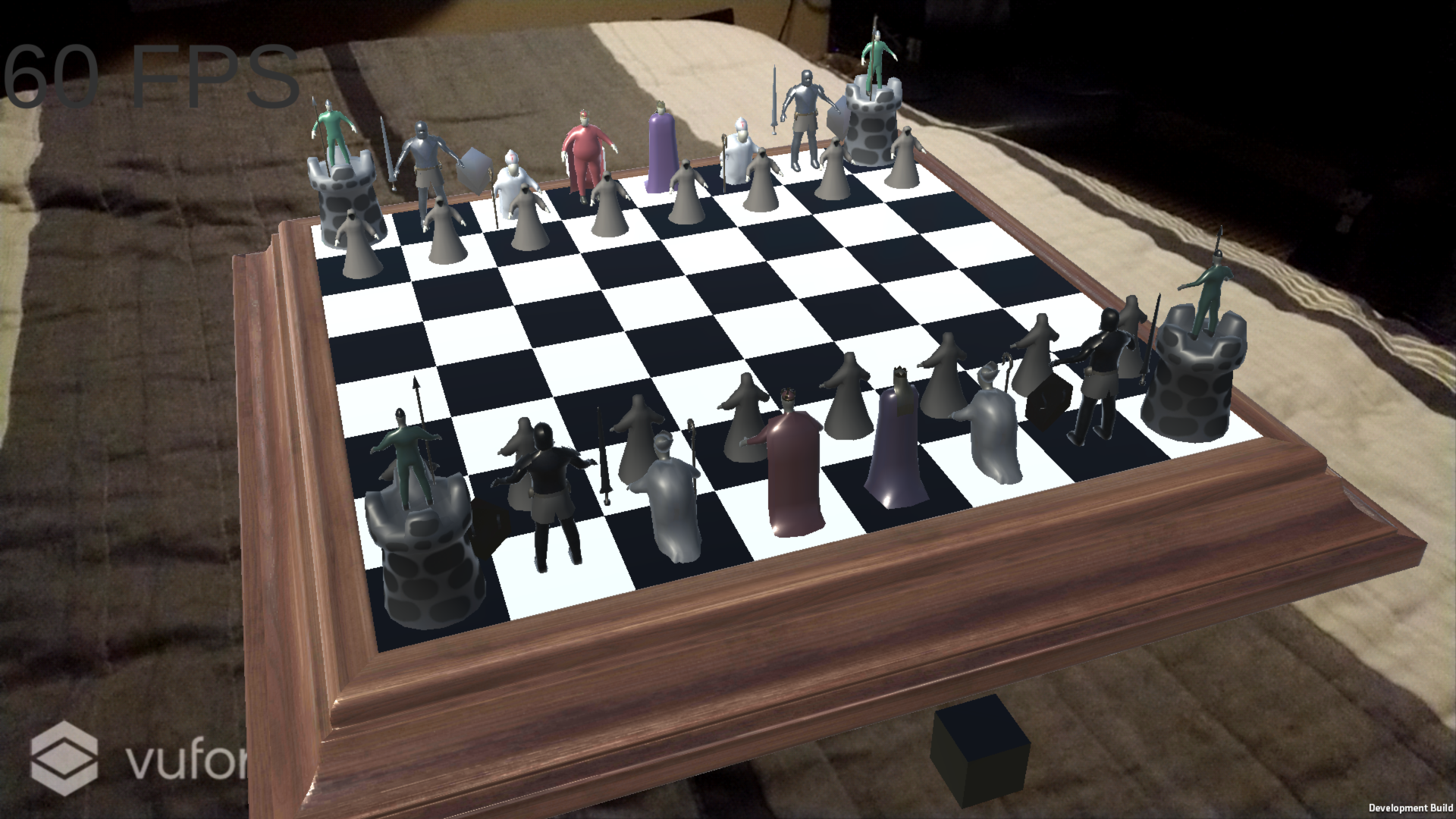 AR Chess Screenshot